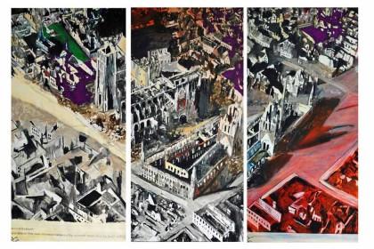 Dresden I (triptic)