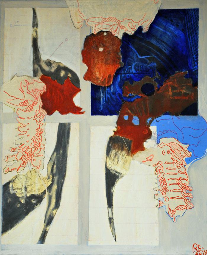 fussium(2012) 60 x 80