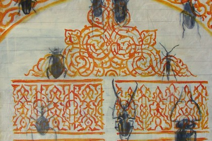 Insect Temple I