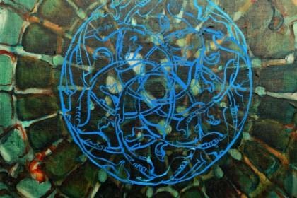 Mandala (verkocht)